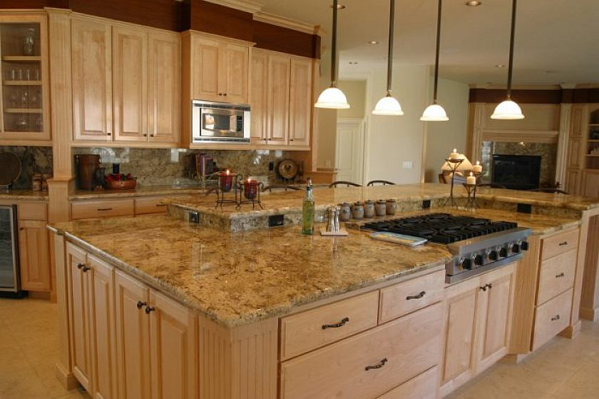 Nashville Granite Install | Granite Countertops Fabrication